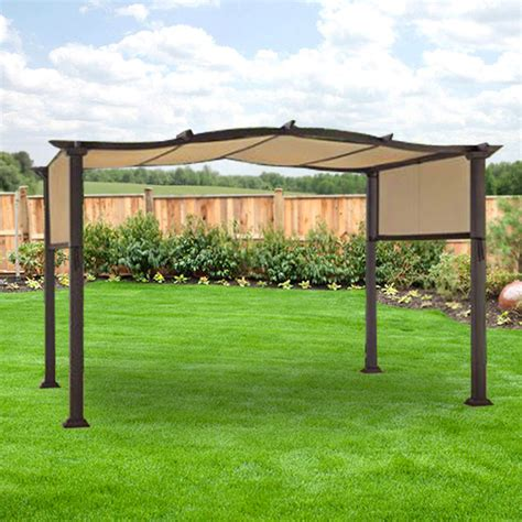 replacement canopy for emerald coast pergola garden winds