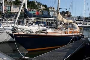 Sparkman & Stephens wooden sailing yacht sloop For Sale