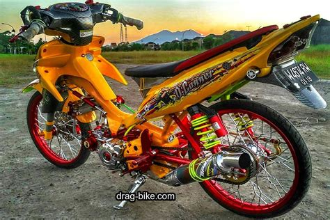 Mx Kontes Jari2 by Modifikasi Jupiter Z Kontes Racing Look Jari Jari 2