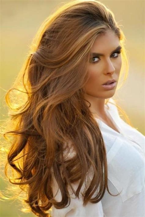 Light Brown Hair by Light Brown Shades For Your Hair How To Choose Womens