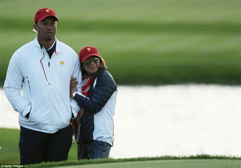 Tiger Woods' new girlfriend spotted at the Presidents Cup ...