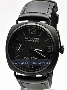 Officine Panerai Panerai Radiomir Black Seal 45mm Ceramic ...