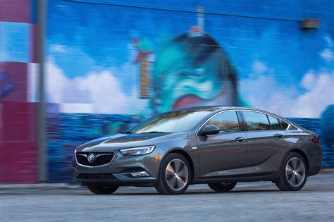 Buick Regal Sportback Review by 2018 Buick Regal Sportback Review