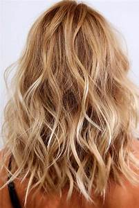 Best 25 Wavy Hairstyles Ideas On Pinterest Medium Wavy