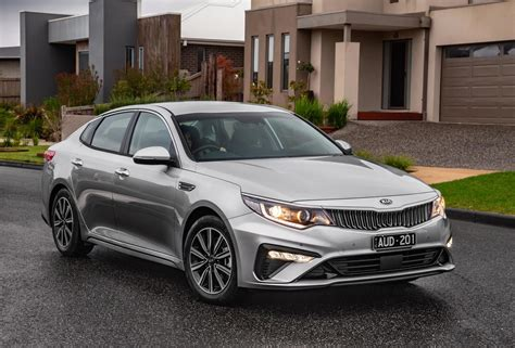 2019 Kia Optima On Sale In Australia, Prices Reduced