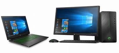 Desktop Laptop Vs Gaming Hp App Pc