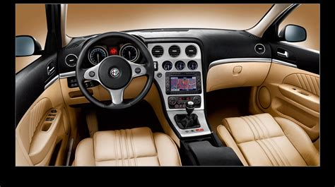 Alfa Romeo Interior alfa romeo interior worldcar
