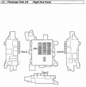 Toyota Voxy Fuse Box