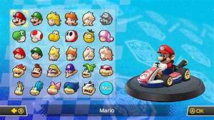 Characters - Mario Kart 8 Wiki Guide - IGN