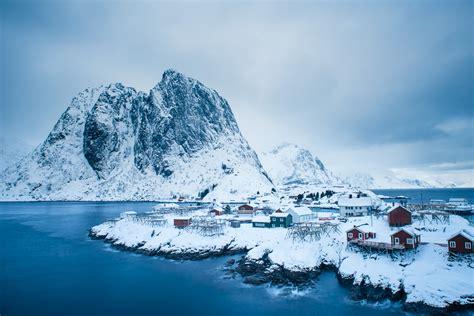 Bilder Landschaftsfotografie Lofoten Fotos Von Landschaft