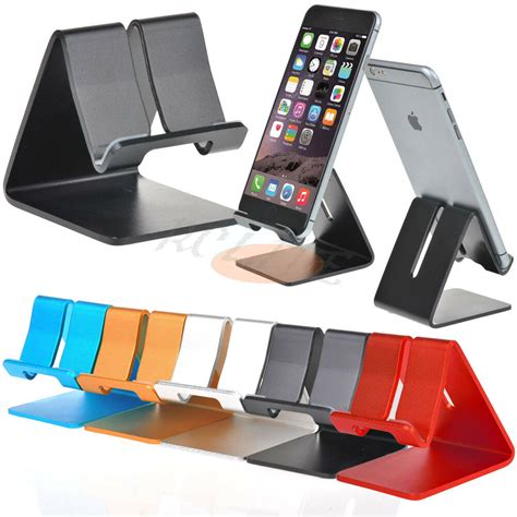 telephone desk stand universal cell phone desk stand holder for iphone 6plus 6