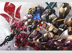 Gundam Barbatos Wallpapers on WallpaperGetcom