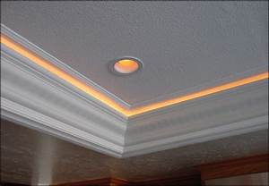 Coffered Ceiling Or Tray Ceiling Crown Molding Ideas For