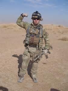 Army Ranger Combat Uniform