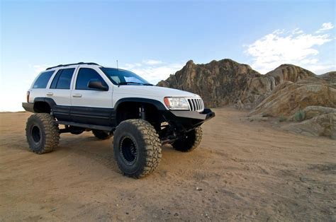 jeep grand cherokee wj upgrades  fixes