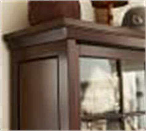 Garrett Glass Cabinet by Garrett Glass Cabinet Pottery Barn