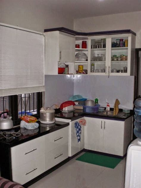 menyusun dapur  sempit desainrumahidcom
