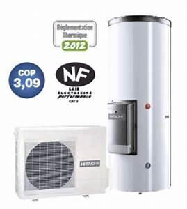 installation de chauffe eau thermodynamique yutampo With maison du chauffe eau 11 hitachi chauffe eau thermodynamique yutampo