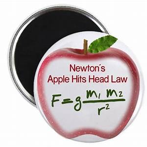 Newton's Apple Law - Universal Attraction Magnet by ADMIN ...