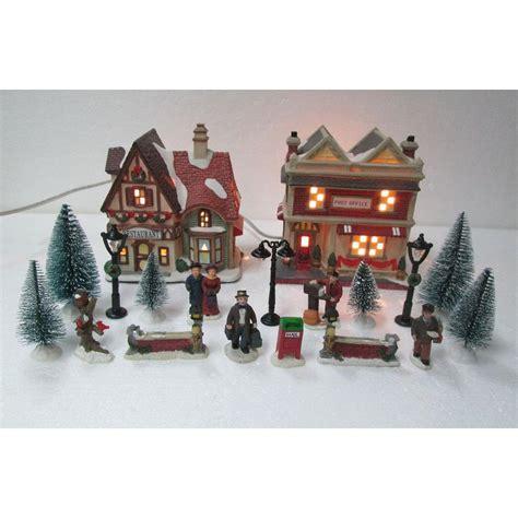 village christmas decorations billingsblessingbagsorg