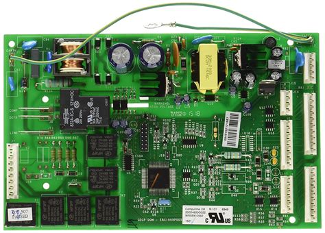 wrx ge refrigerator main control board  stock fast reliable shipping
