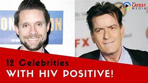 12 Celebrities with HIV Positive/AIDS - TheLatestMedia ...