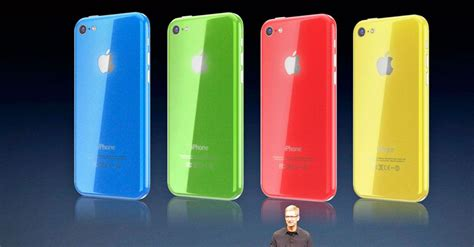 iphone 5c says searching apple s iphone 5c was never meant to be entry level says cook