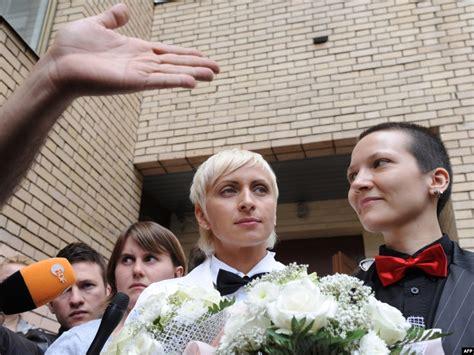 Marriage Russian Lesbian Couple Irina Best Voyeur Porn