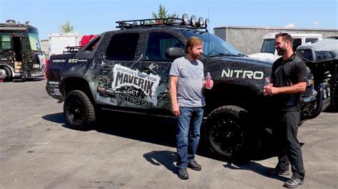 Chuck Norris Truck by Maverik Truck Norris Nitro Shows Chuck His Truck