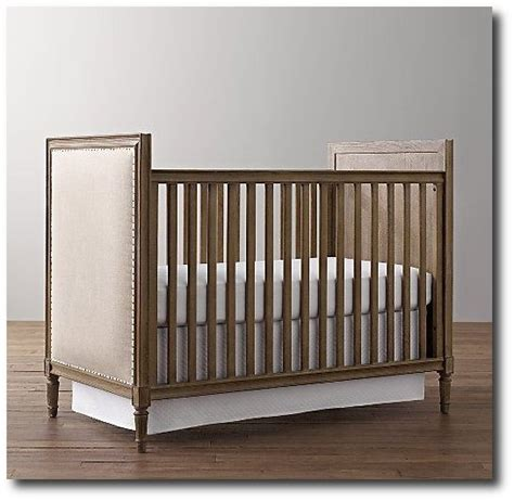 restoration hardware crib style children s furniture
