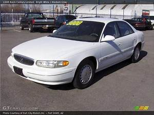 1998 Buick Century Limited In Bright White Photo No