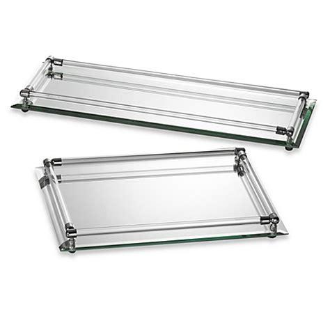 mirror vanity tray mirror vanity trays bed bath beyond