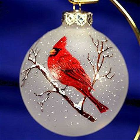 christmas ornament painted ornaments pinterest