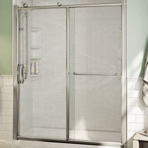tub  shower doors bath fitter