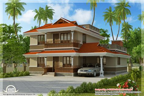 kerala model home plan   sqfeet home appliance