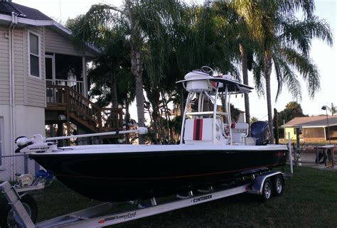 Boat Half Tower For Sale by My Boat Canyon Bay 2400 Is Complete Except A Tower Give