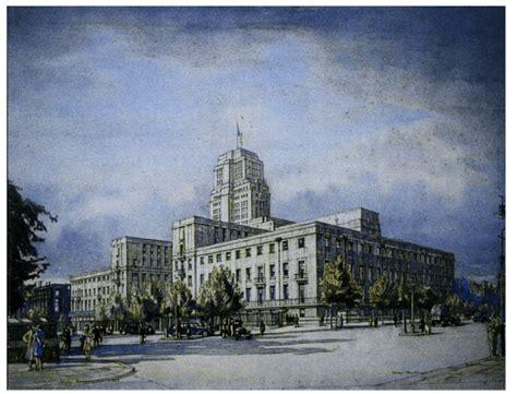 The History Of Senate House