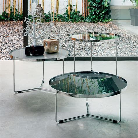 Tavoli Rotondi Da Salotto by Tavolini Salotto Rotondi Tavoli Da Pranzo In Vetro