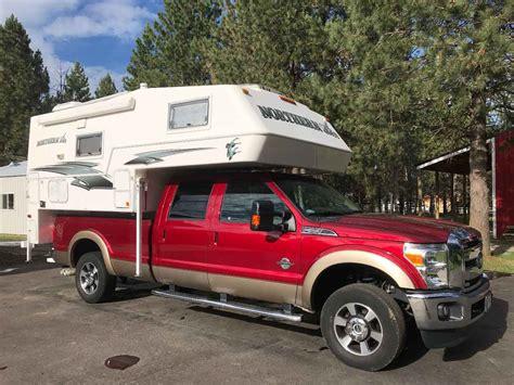 northern lite    classic se truck camper