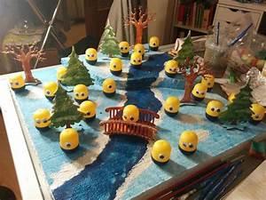 Adventskalender Bastelset Holz : minions aus eiern dekoteile aus holz wunderbar als adventskalender f r die kleinen ~ Whattoseeinmadrid.com Haus und Dekorationen