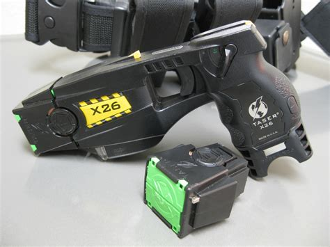 New Report by American Heart Association Zaps TASER ...