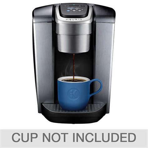 Keurig K-Elite C Single Serve Coffee Maker, 15 K-Cup Pods