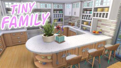 apartment kitchen designs the sims 4 parenthood tiny family apartment 1310 21 chic 1310