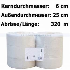 Toilettenpapier 2 Lagig : toilettenpapier gro rolle naturwei 2 lagig ~ Eleganceandgraceweddings.com Haus und Dekorationen
