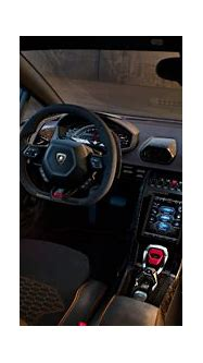Lamborghini Huracan EVO 2019 4K Interior Wallpaper | HD ...