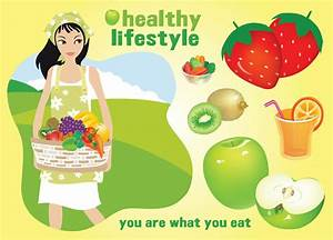 Related Keywords & Suggestions for healthy lifestyle cartoon