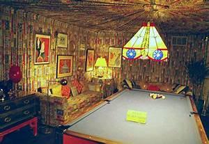 Graceland Tour: The TV Room - Graceland TV Room