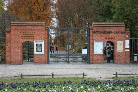 Botanischer Garten Berlin Am Fichtenberg 17 by Berlin Meine Heimatstadt
