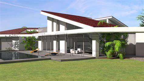 plan de maison 224 toit tuiles plans de maisons d architecte
