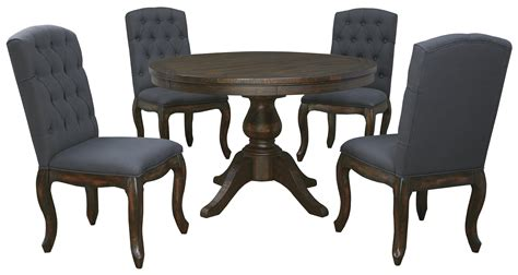 sofa and dining table set 5 piece round dining table set with upholstered side